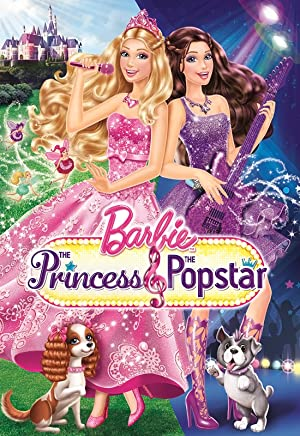 Barbie: The Princess and the Popstar Subtitle Indonesia