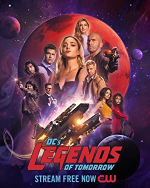 DC's Legends of Tomorrow - Seventh S Subtitle Indonesia