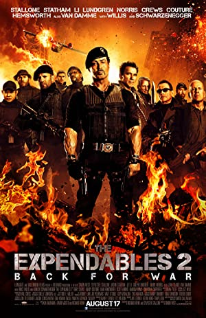 The Expendables 2 Subtitle Indonesia