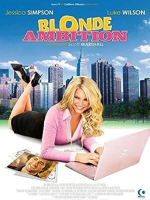 Blonde Ambition Subtitle Indonesia