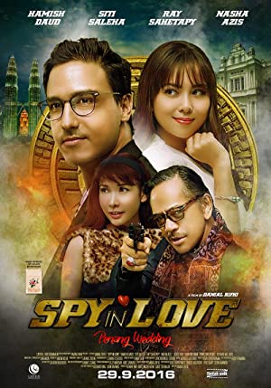 Spy in Love Subtitle Indonesia