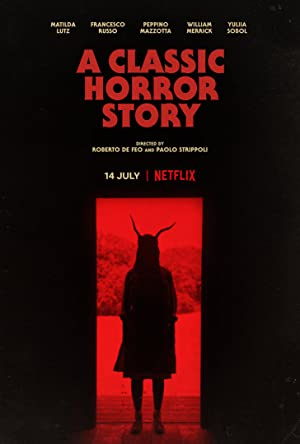 A Classic Horror Story Subtitle Indonesia