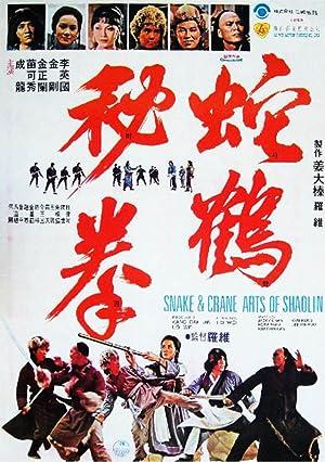 Snake and Crane Arts of Shaolin Subtitle Indonesia