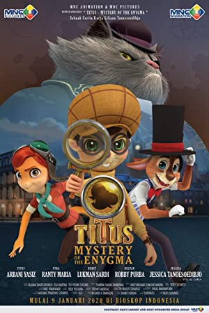 Titus: Mystery of the Enygma Subtitle Indonesia