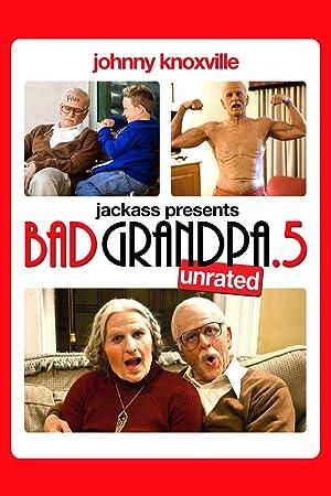 Jackass Presents: Bad Grandpa.5 Subtitle Indonesia