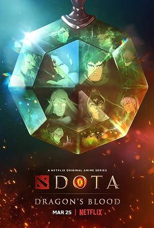 DOTA: Dragon's Blood - First Season Subtitle Indonesia
