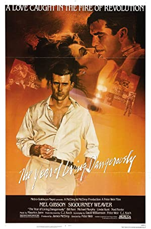 The Year of Living Dangerously Subtitle Indonesia