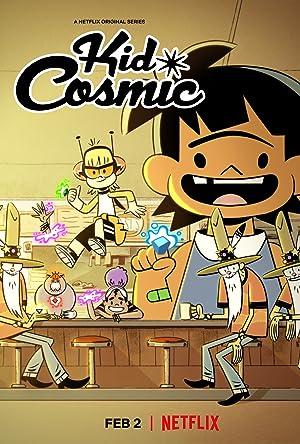 Kid Cosmic - First Season Subtitle Indonesia