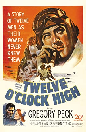Twelve O'Clock High Subtitle Indonesia
