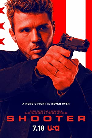 Shooter - Third Season Subtitle Indonesia