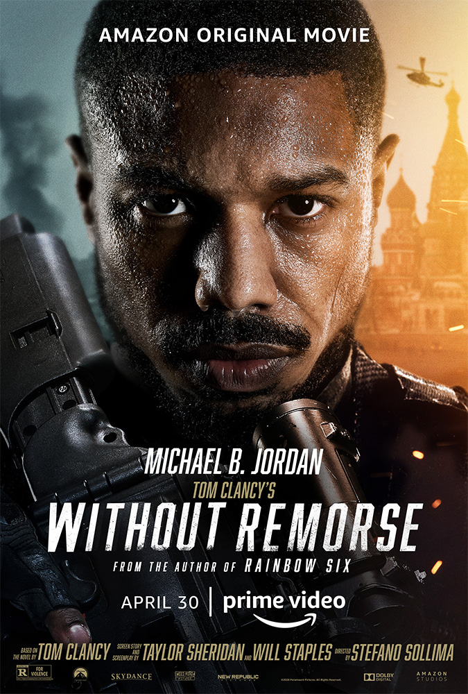 Tom Clancy's Without Remorse Subtitle Indonesia