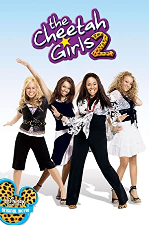 The Cheetah Girls 2: When in Spain Subtitle Indonesia