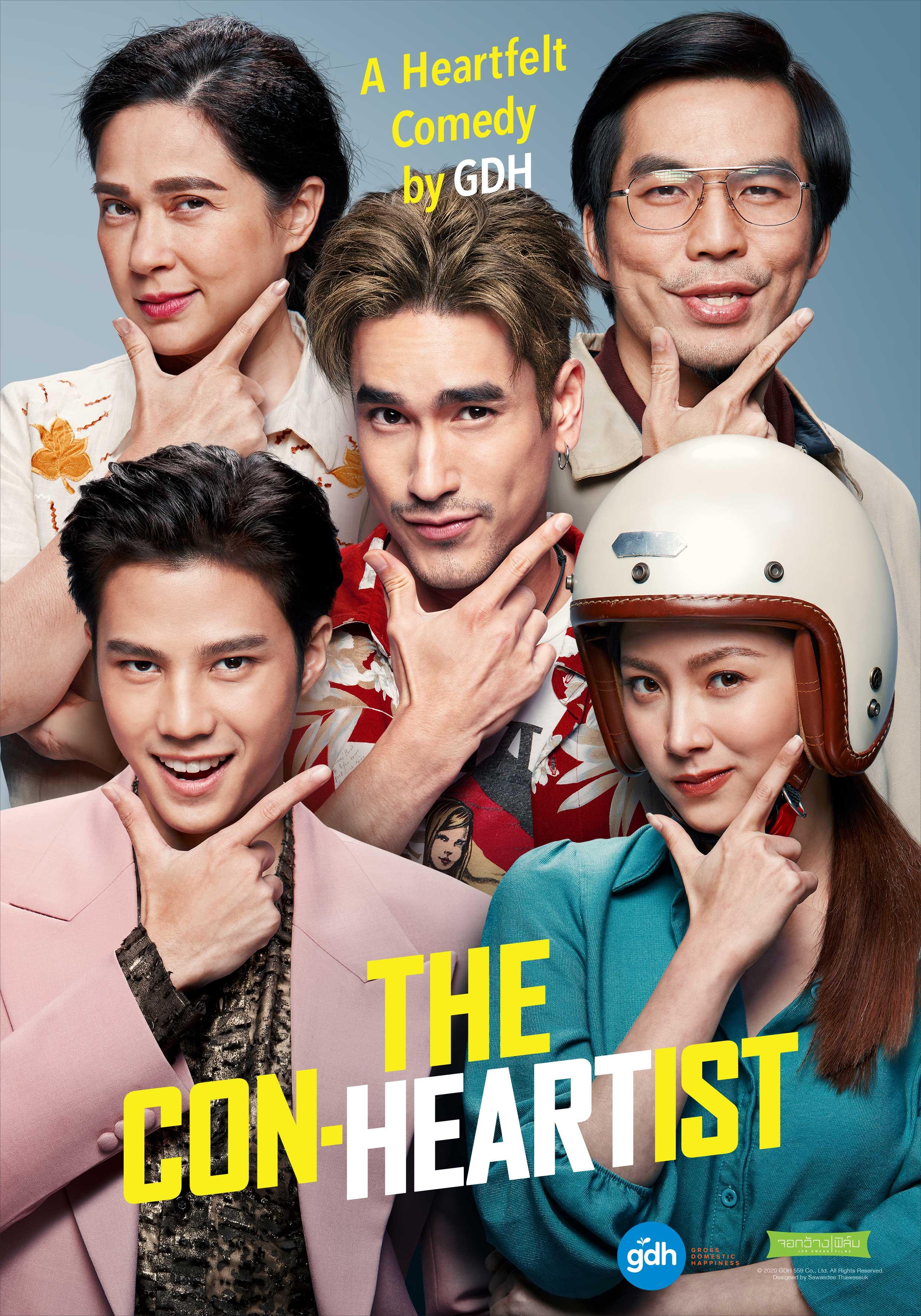 The Con-Heartist Subtitle Indonesia