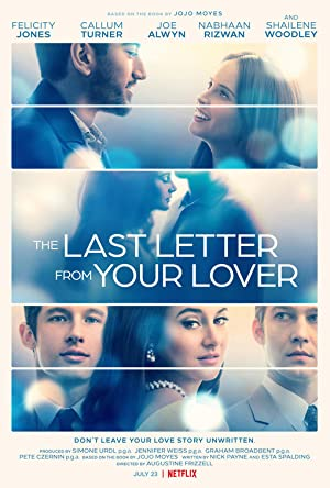 The Last Letter from Your Lover Subtitle Indonesia