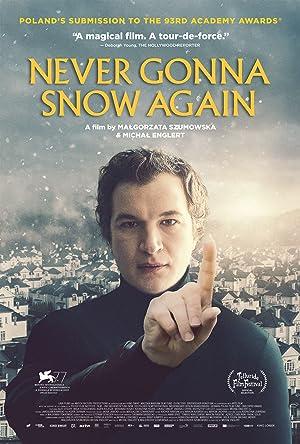 Never Gonna Snow Again Subtitle Indonesia