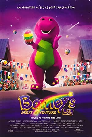 Barney's Great Adventure Subtitle Indonesia
