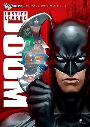 Justice League: Doom Subtitle Indonesia