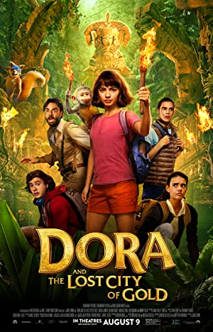 Dora and the Lost City of Gold Subtitle Indonesia