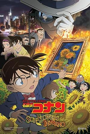 Detective Conan Movie 19: The Hellfire S Subtitle Indonesia
