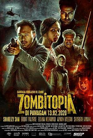 Zombitopia Subtitle Indonesia