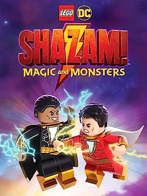 LEGO DC: Shazam - Magic and Monsters Subtitle Indonesia