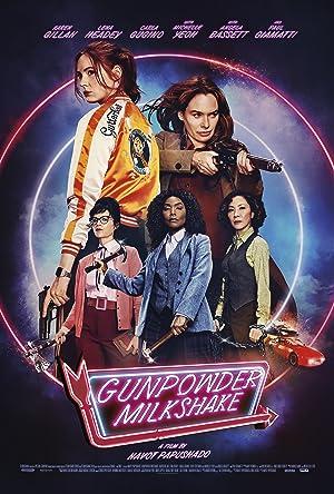 Gunpowder Milkshake Subtitle Indonesia
