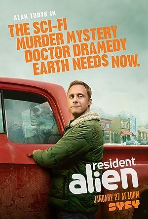 Resident Alien - First Season Subtitle Indonesia