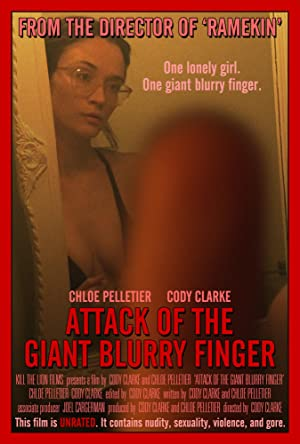 Attack of the Giant Blurry Finger Subtitle Indonesia