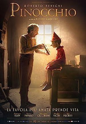 Pinocchio Subtitle Indonesia