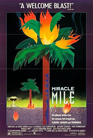 Miracle Mile Subtitle Indonesia