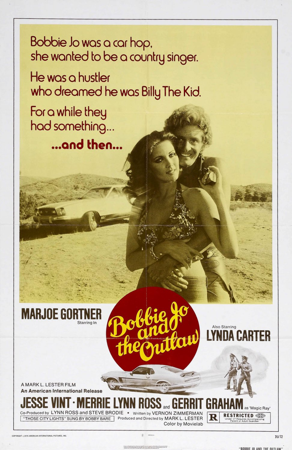 Bobbie Jo and the Outlaw Subtitle Indonesia