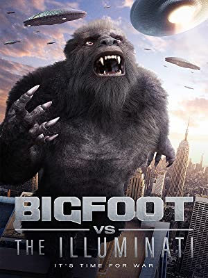 Bigfoot vs the Illuminati Subtitle Indonesia