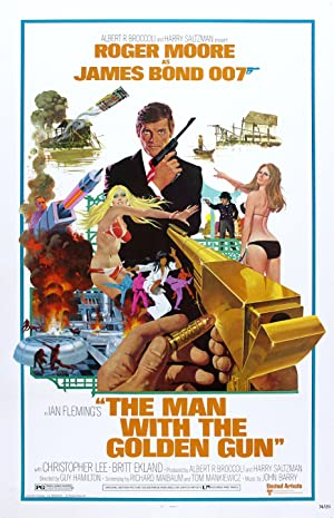 The Man with the Golden Gun Subtitle Indonesia