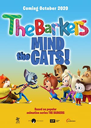 The Barkers: Mind the Cats! Subtitle Indonesia