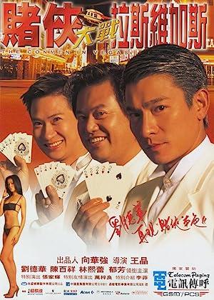 The Conmen in Vegas Subtitle Indonesia