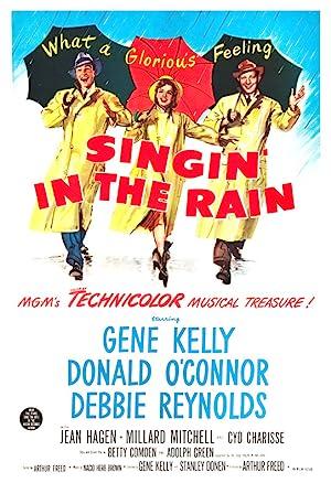 Singin' in the Rain Subtitle Indonesia