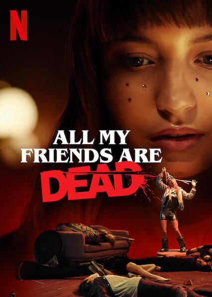 All My Friends Are Dead (Wszyscy moi przyjaciele nie zyja) Subtitle Indonesia