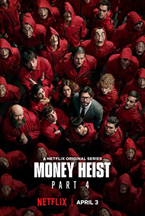 Money Heist Subtitle Indonesia