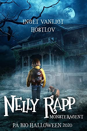 Nelly Rapp: Monster Agent Subtitle Indonesia