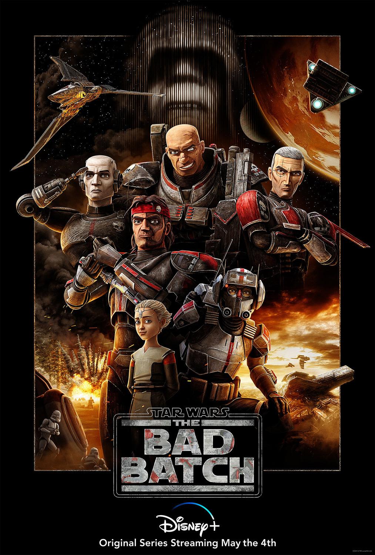 Star Wars: The Bad Batch - First Season Subtitle Indonesia