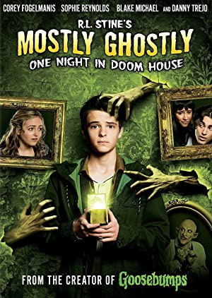 Mostly Ghostly 3: One Night in Doom Hous Subtitle Indonesia