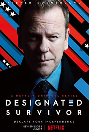 Designated Survivor - Second Season Subtitle Indonesia