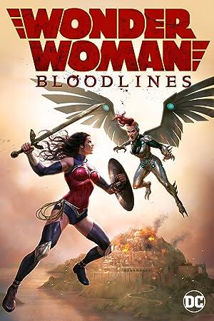 Wonder Woman: Bloodlines Subtitle Indonesia