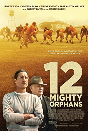 12 Mighty Orphans Subtitle Indonesia