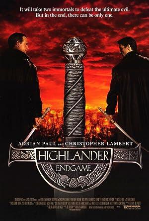 Highlander IV: Endgame Subtitle Indonesia