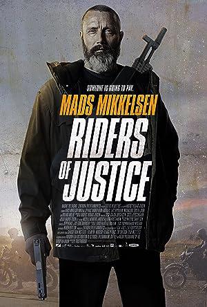 Retfærdighedens Ryttere Subtitle Indonesia