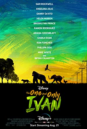 The One and Only Ivan Subtitle Indonesia