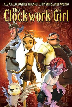 The Clockwork Girl Subtitle Indonesia