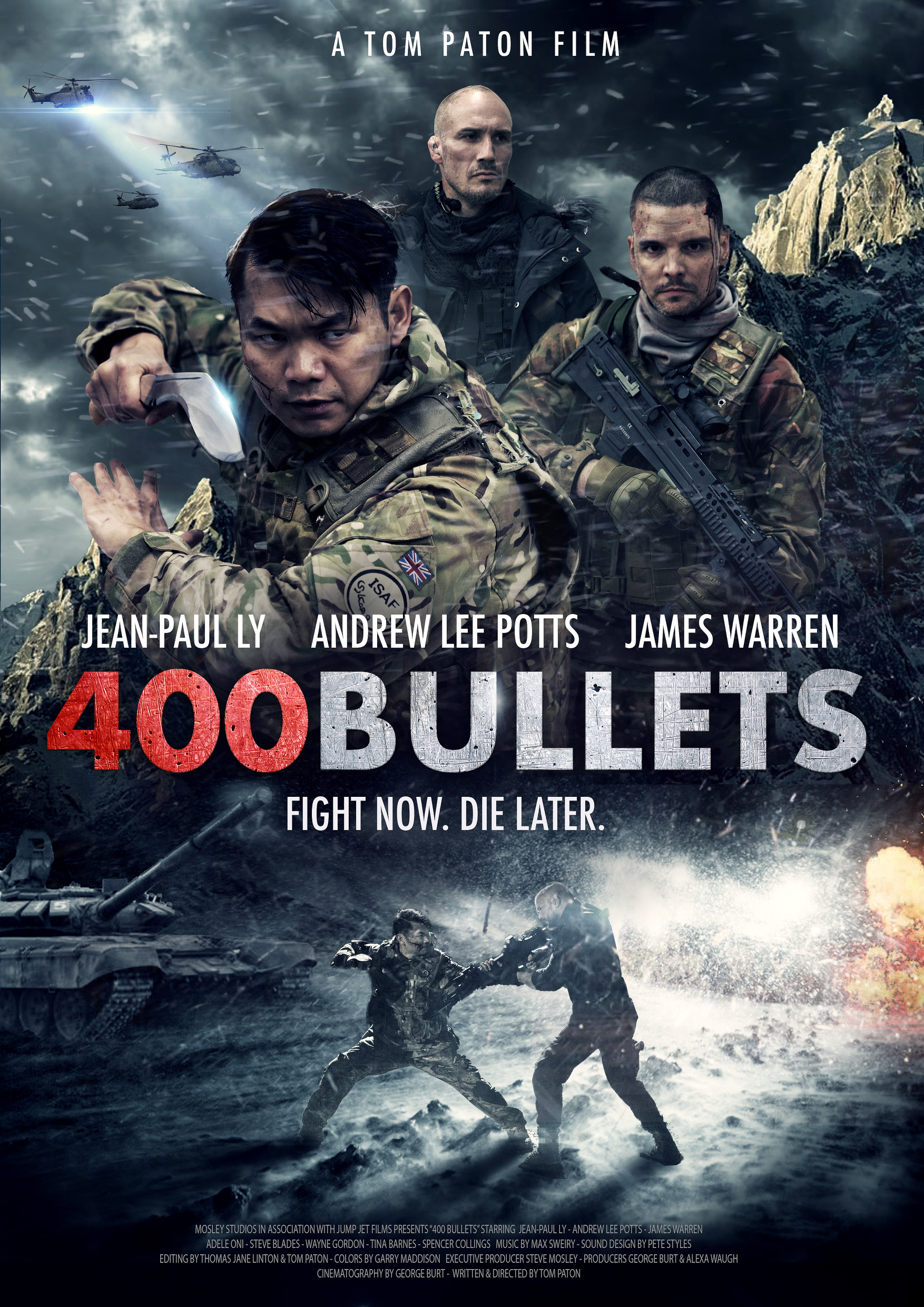 400 Bullets Subtitle Indonesia