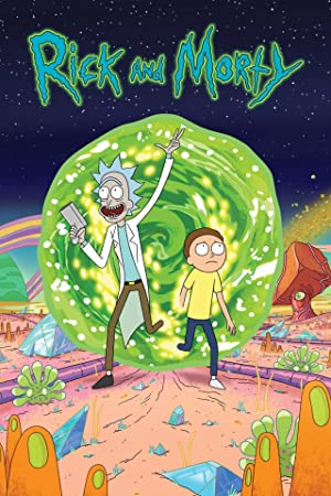 Rick and Morty - Fifth Season Subtitle Indonesia